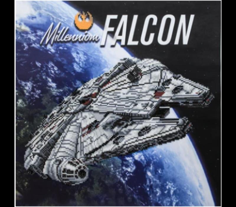 Diamond Dotz - Millennium Falcon