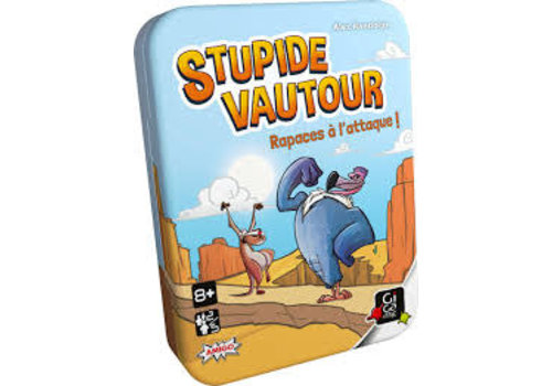 Gigamic stupide vautour