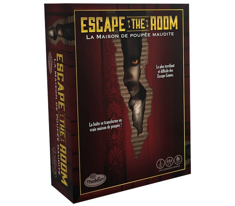 Escape the room - La maison de poupée