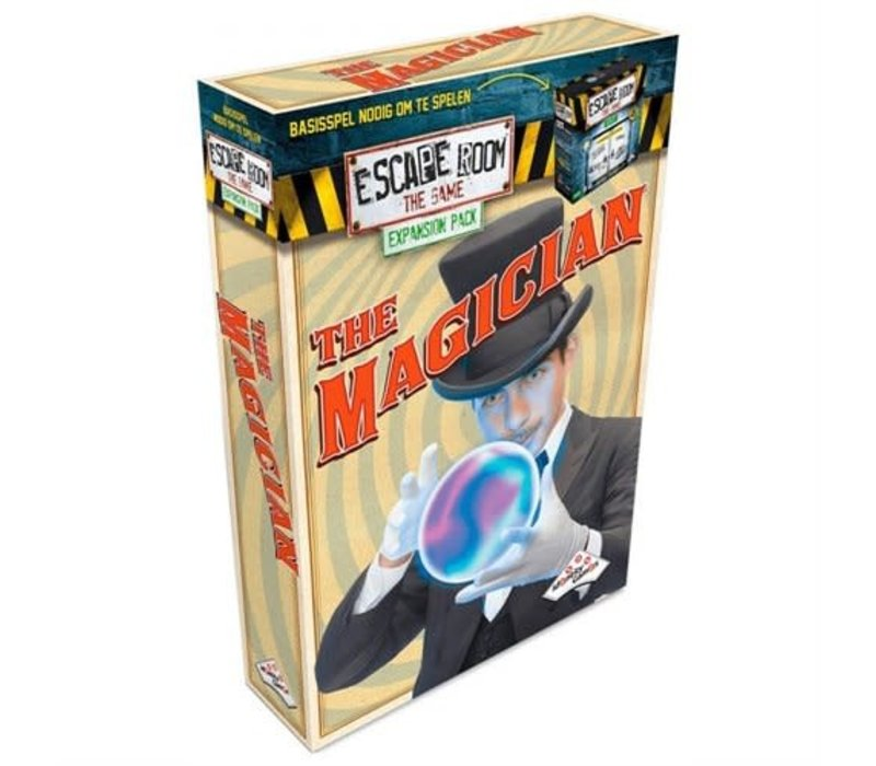 Extension - Le magicien