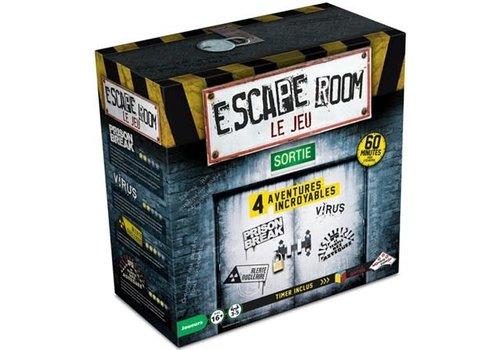Gladius Escape Room Coffret de base (4 scénarios)