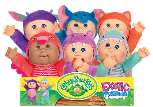 cabbage patch kids Poupée Bout de choux