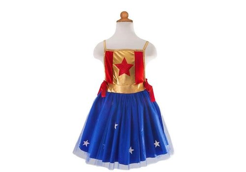 creative education Super Hero Tunic. Size 4-6