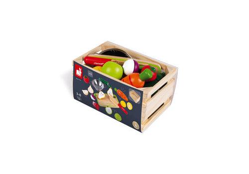 Janod Fruits et légumes à couper