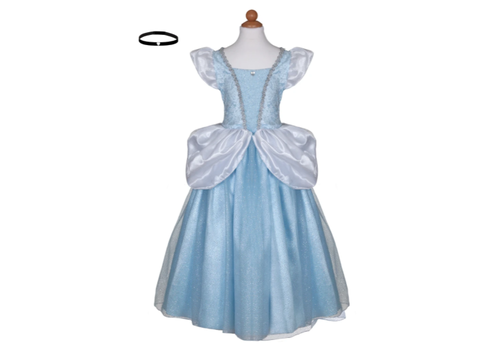 creative education Deluxe Cinderella Gown. Size 7-8
