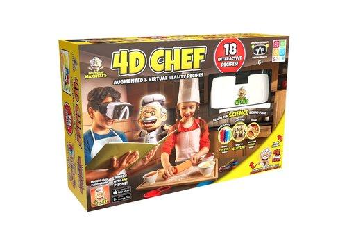 Spice Box Chimie en 4D