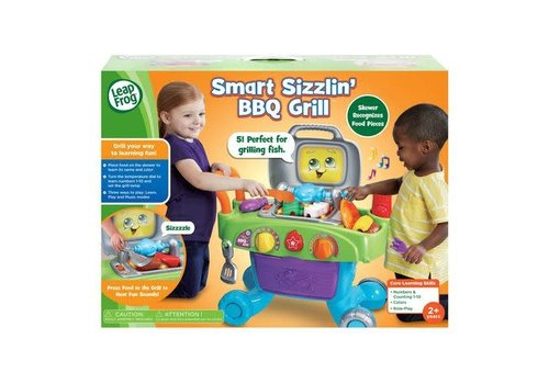 leapfrog Mon super barbecue interactif
