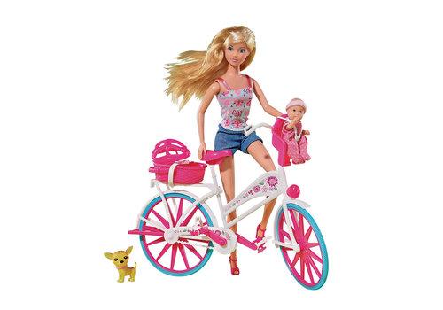 Steffi Love Balade à vélo