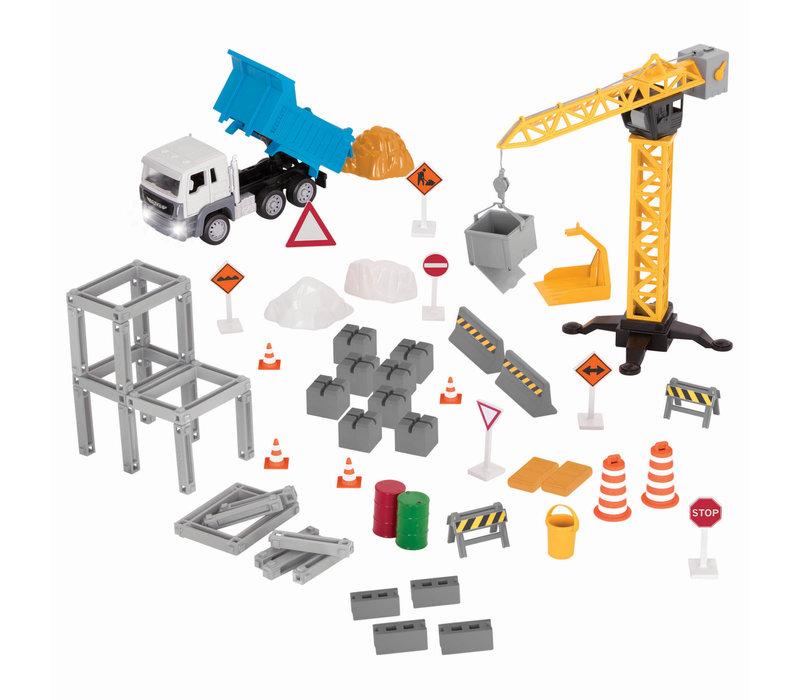 """Coffret Machinerie Lourde 14"""" - Ensemble de construction"""