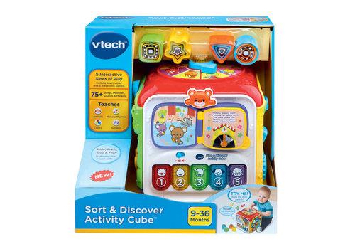 Vtech Super cube des découvertes
