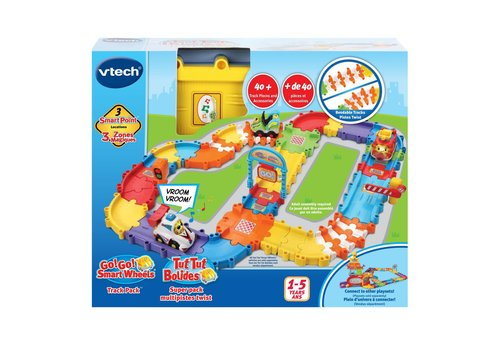 Vtech Go! Go! Smart Wheels® Track Pack™/ Super Pack multipistes twist