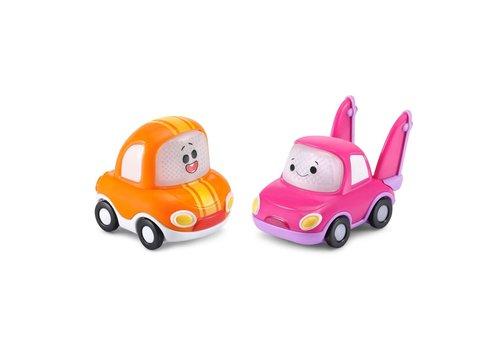 Vtech Tut Tut Cory Bolides - Mini véhicules Cory et Fannie
