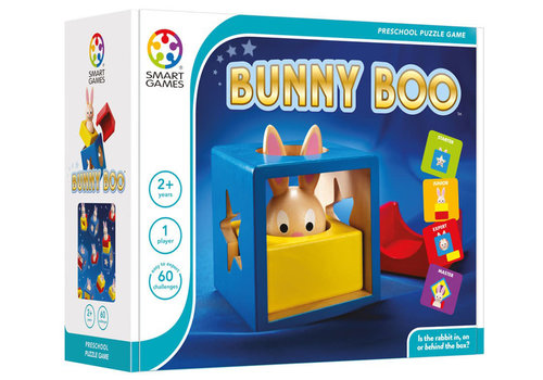 Smart Games Bunny Boo - Lapin magicien