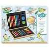 Djeco Boîte de couleurs pour les petits