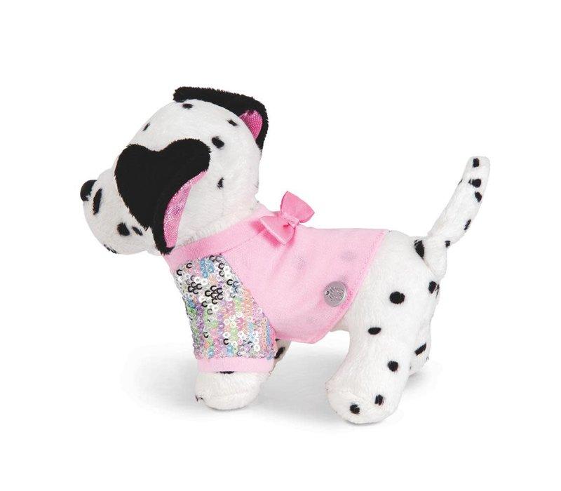 Glitter Girls-Vêtements à paillettes pour chiots