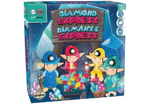 Ludo & Méninge - Diamants Express