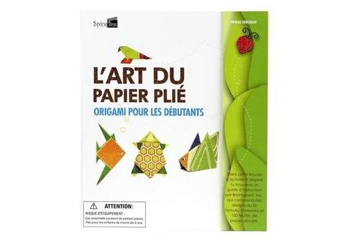 Spice Box L'art du papier plié - Origami pour les débutants