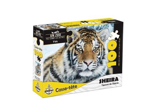 Miller Zoo Casse-tête - Sheira  - 100 morceaux- Miller Zoo