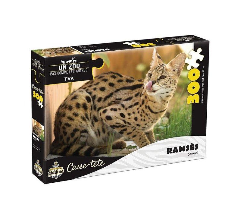 Casse-tête - Ramsès  - 300 morceaux - Miller Zoo