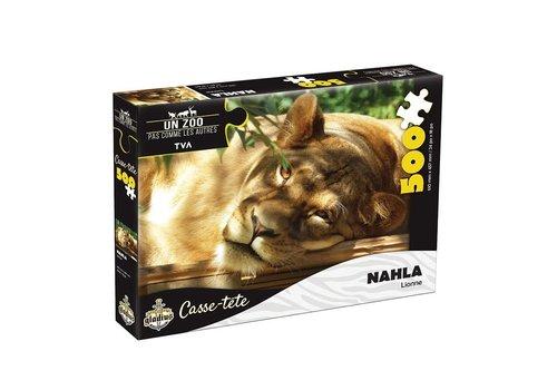 Miller Zoo Casse-tête - Nahla  - 500 morceaux - Miller Zoo