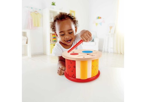 Hape Double sided drum