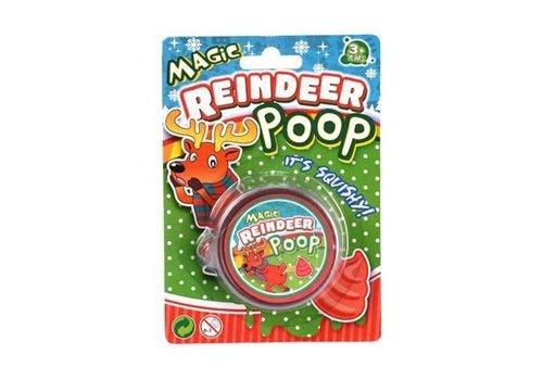 handee Products Reindeer Poop / Caca de rennes de Noel