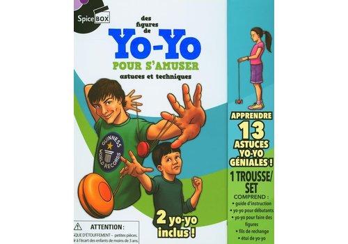 Spice Box Des figure de yo-yo pour s'amuser