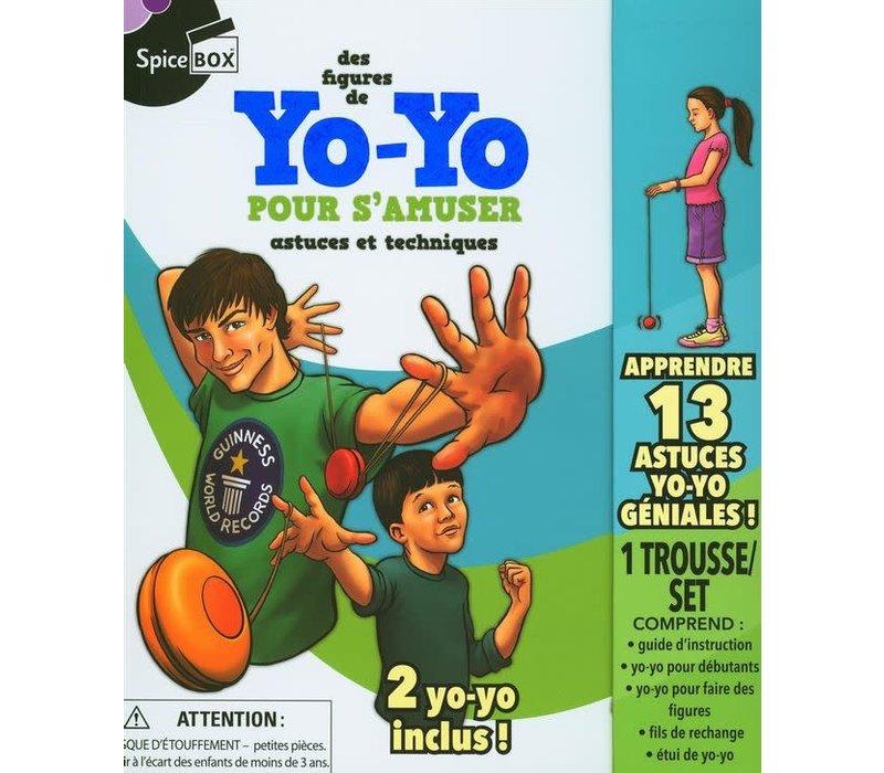Des figure de yo-yo pour s'amuser
