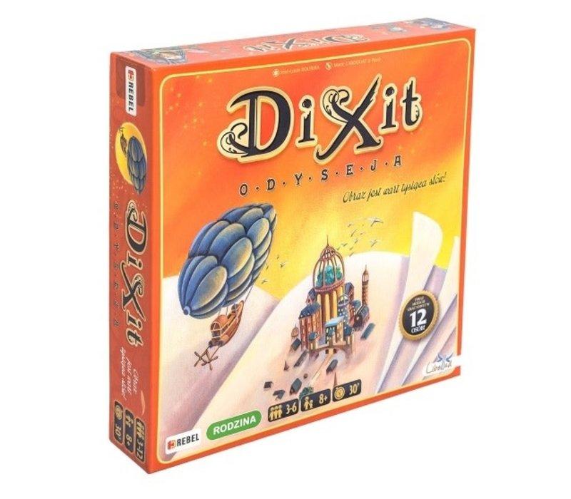 Dixit Odyssey - Jeu de base