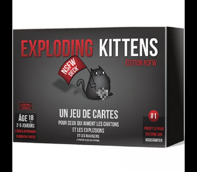 Exploding Kiteens - Édition NSFW