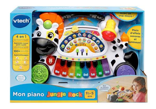Jungle Rock- Piano Zebre