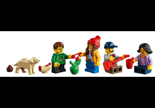 Lego My City - La maison familiale