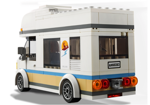 Lego City - Le camping-car de vacances
