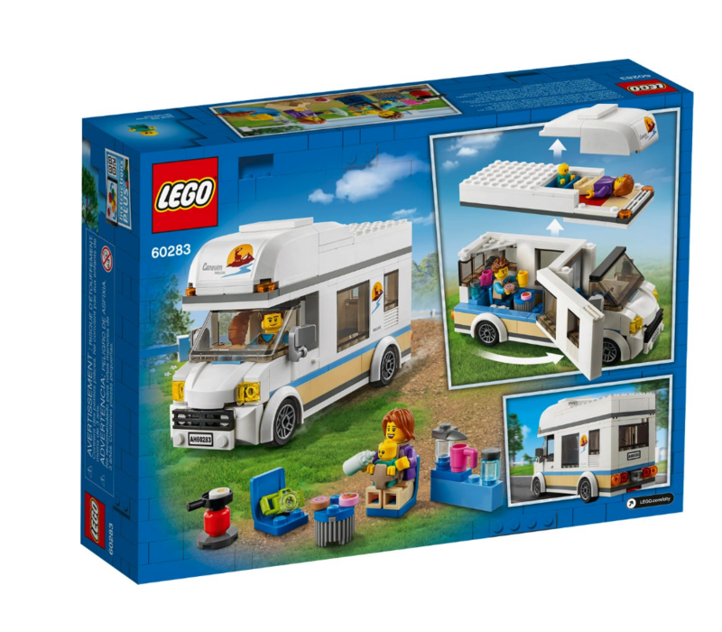 City - Le camping-car de vacances