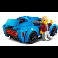 City - La voiture de sport