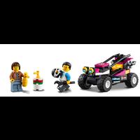 City - Le transport du buggy de course