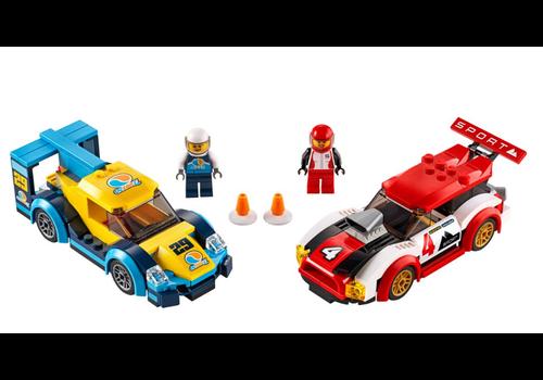 Lego City - Les voitures de course