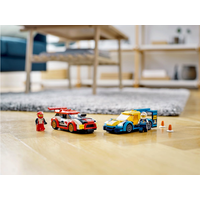 City - Les voitures de course