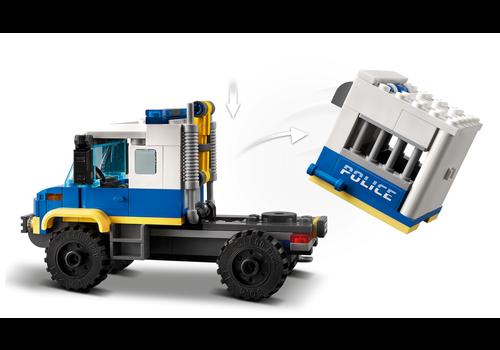 Lego City - Le transport des prisonniers