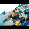Lego City - Le bateau de patrouille de la police