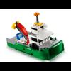 Lego Creator - Le transporteur de voitures de course