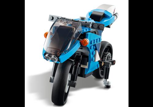 Lego Creator - La super moto