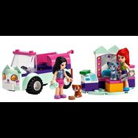 Friends - La voiture de toilettage pour chat