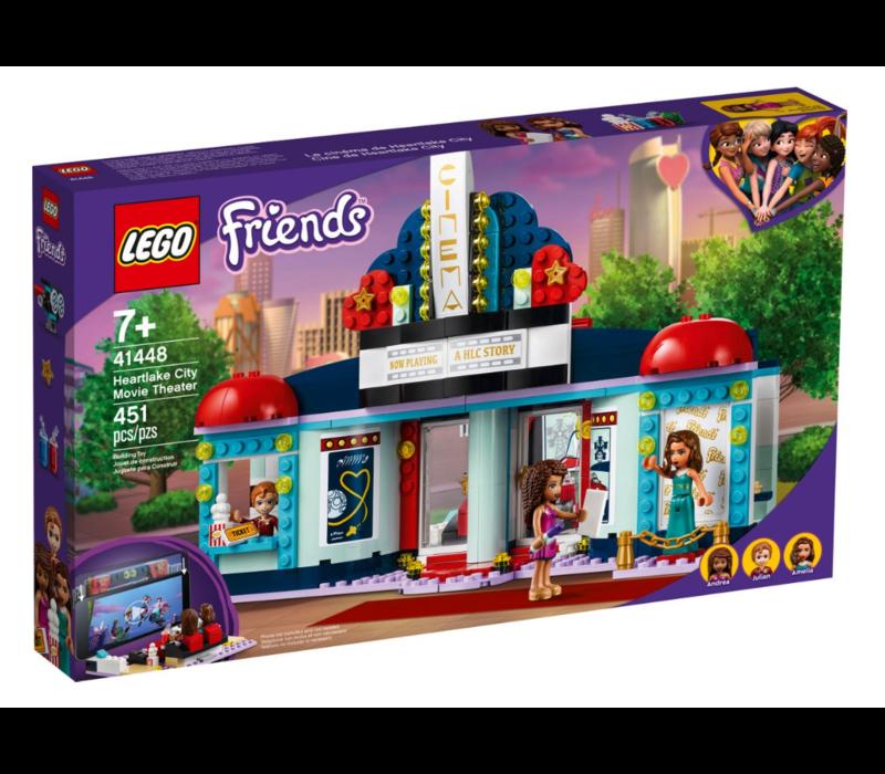 Friends - Le cinéma de Heartlake City