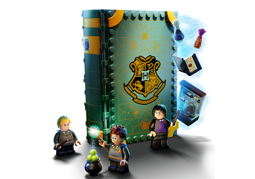 Lego Harry Potter - Poudlard : le cours de potions