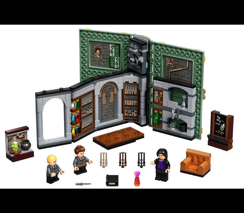 Harry Potter - Poudlard : le cours de potions