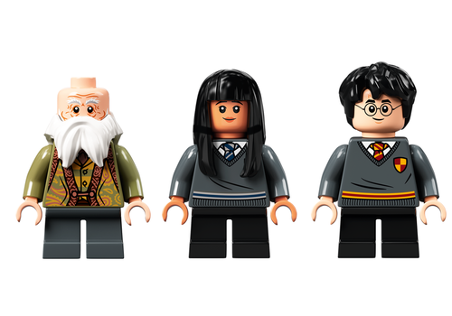 Lego Harry Potter - Poudlard : le cours de sortilèges