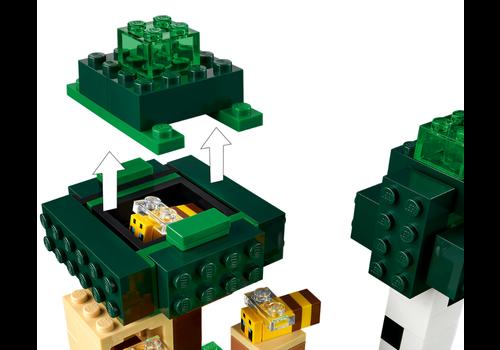 Lego Minecraft - La ferme d'abeilles