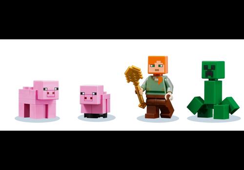 Lego Minecraft - La maison-cochon