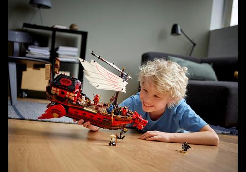 Lego Ninjago - Le QG des ninjas